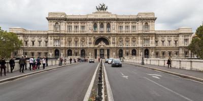 Rom (Italien), Corte Suprema di Cassazione